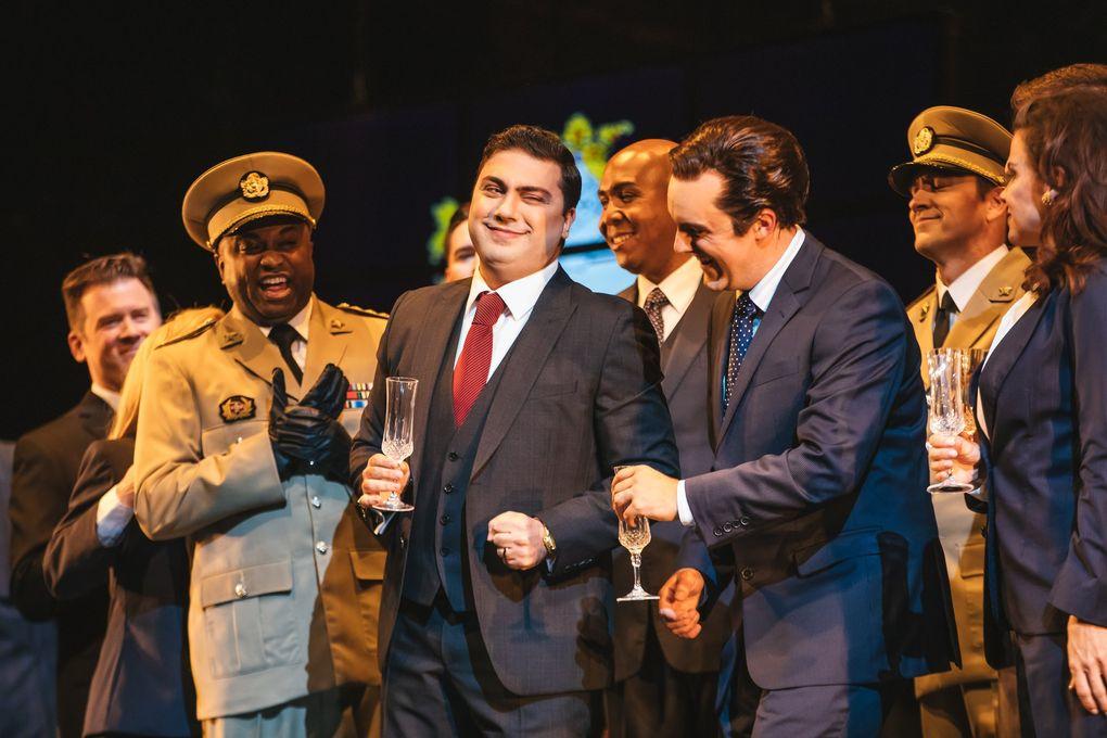"Liparit Avetisyan as  the Duke of Mantua in Seattle Opera's ""Rigoletto."" (Sunny Martini)"