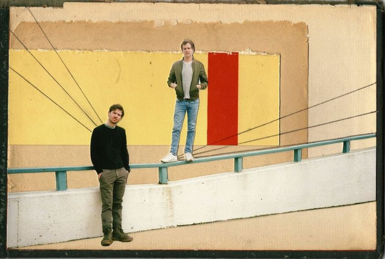 Generationals, with Grant Widmer (left) and Ted Joyner, will be performing Aug. 28 at the Crocodile. (Drew Stubbs and Joni Moore)