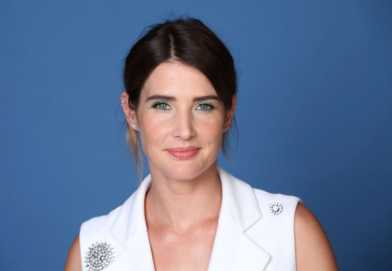 """FILE – In this July 19, 2019 file photo Cobie Smulders poses for a portrait at Comic-Con International in San Diego. Smulders is drawing on her experience as a cancer survivor for her role in ABC's """"Stumptown."""" The 37-year-old actress has been in remission since being diagnosed with ovarian cancer in 2007, when she was starring in """"How I Met Your Mother."""" She had multiple surgeries and chose not to reveal her struggle until 2015. Smulders told a TV critics gathering on Monday, Aug. 5, 2019 that going through a cancer struggle made her a better person who is able to tap into things when it comes to creating characters. (Photo by Rebecca Cabage/Invision/AP, file)"""