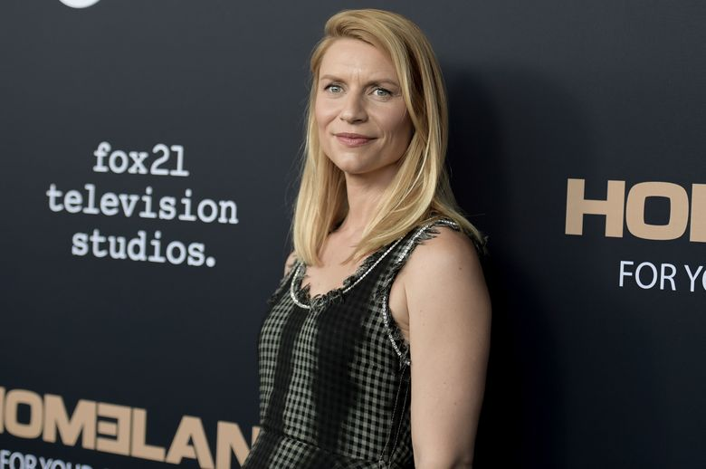 """FILE – In this June 5, 2018, file photo, Claire Danes attends the """"Homeland"""" FYC Event at the Writers Guild Theater in Beverly Hills, Calif. Showtime says the eighth and final season of """"Homeland"""" will debut in early 2020. Production on the acclaimed drama's last 12 episodes is underway, the channel said Friday, Aug. 2, 2019. (Photo by Richard Shotwell/Invision/AP, File)"""