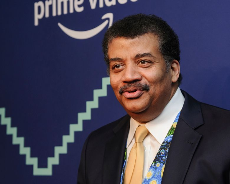 File-This May 13, 2019, file photo shows Neil Degrasse Tyson attending the 23rd annual Webby Awards at Cipriani Wall Street in New York. DeGrasse Tyson learned the hard way that pointing out truths is not always helpful. The astrophysicist and author apologized Monday, Aug. 5, 2019, for a Sunday tweet in which he noted more people died in less attention-getting ways in the same two-day period as two mass shootings. (Photo by Christopher Smith/Invision/AP, File)