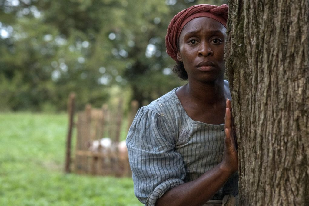 "Cynthia Erivo as Harriet Tubman in ""Harriet."" (Glen Wilson / Focus Features)"