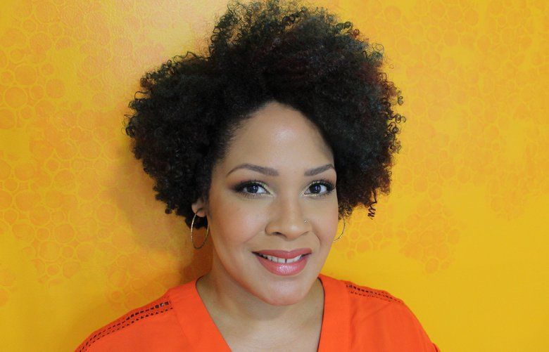 """Ijeoma Oluo, author of """"So You Want to Talk About Race"""""""