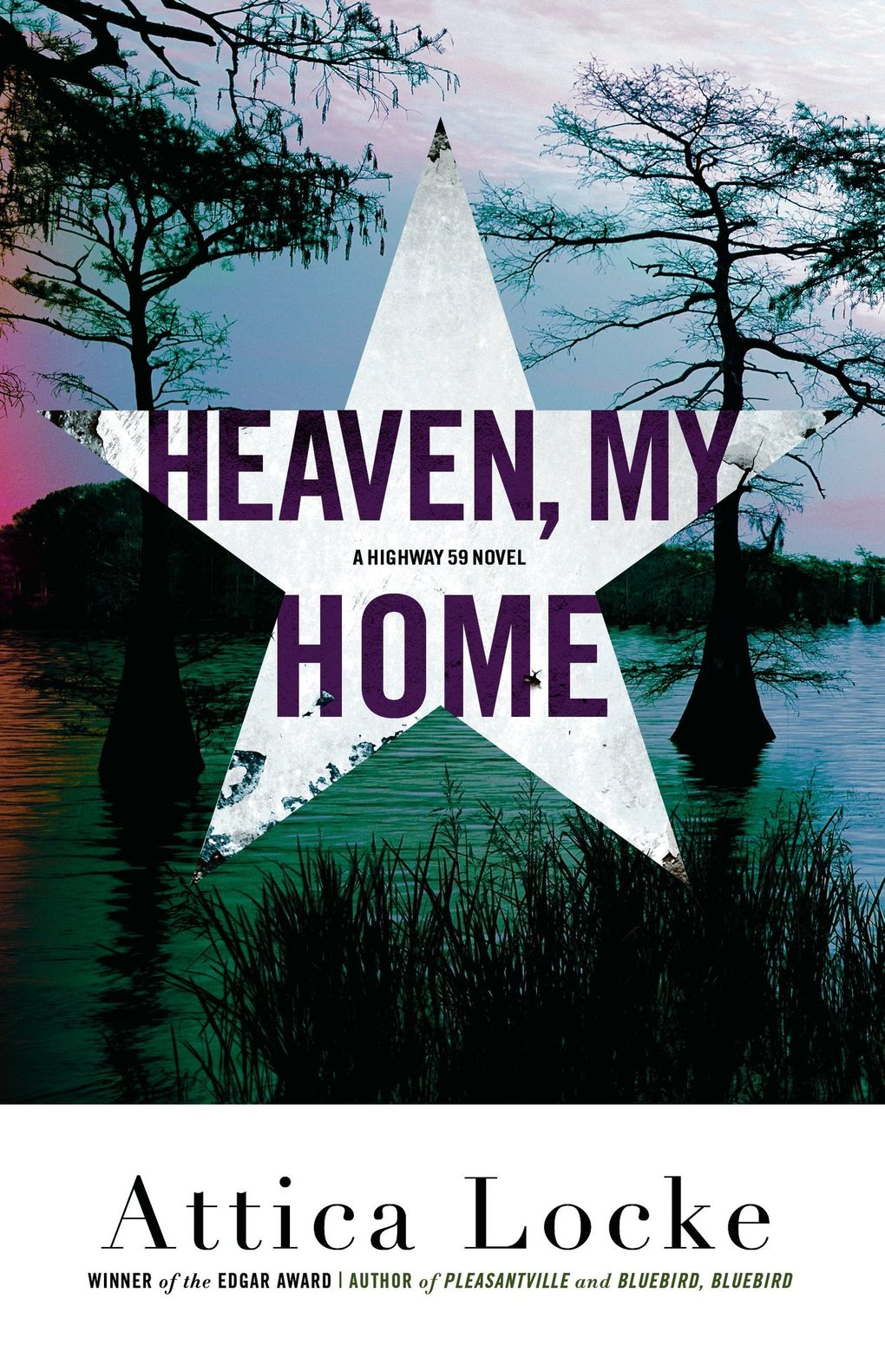 """Heaven, My Home"" by Attica Locke (Mulholland Books)"
