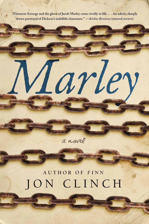 """Marley"" by Jon Clinch (Simon & Schuster)"