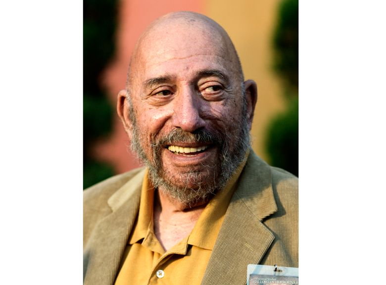 """FILE – This Sept. 23, 2011 file photo shows Sid Haig at Universal Studios Hollywood celebrating """"Halloween Horror Nights"""" in Universal City, Calif. Haig, the bearded character actor best known as Captain Spaulding in the """"House of 1000 Corpses"""" trilogy, died Saturday, Sept. 21, 2019, after a recent fall in his home. He was 80. (AP Photo/Dan Krauss, File)"""