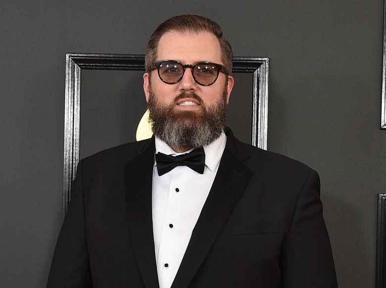 FILE – This Feb. 12, 2017 file photo shows songwriter and producer busbee at the 59th annual Grammy Awards in Los Angeles. Warner Records sent out a statement on Sunday saying busbee, whose real name was Michael James Ryan, died, but no cause of death or date was given. He was 43. (Photo by Jordan Strauss/Invision/AP, File)