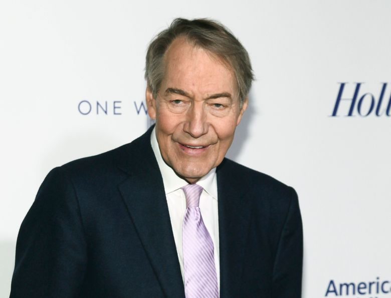 """FILE – In this April 13, 2017 file photo, Charlie Rose attends The Hollywood Reporter's 35 Most Powerful People in Media party in New York. The former chief makeup artist at Rose's interview show is suing him and saying the disgraced television journalist ran a """"toxic work environment"""" for women. Gina Riggi said she worked for 22 years for Rose and Bloomberg, the company where his Manhattan studio was located. Rose was fired in 2017 by PBS and CBS News for sexual misconduct. His attorney didn't immediately return messages seeking comment Friday, Sept. 20, 2019.  (Photo by Andy Kropa/Invision/AP, File)"""