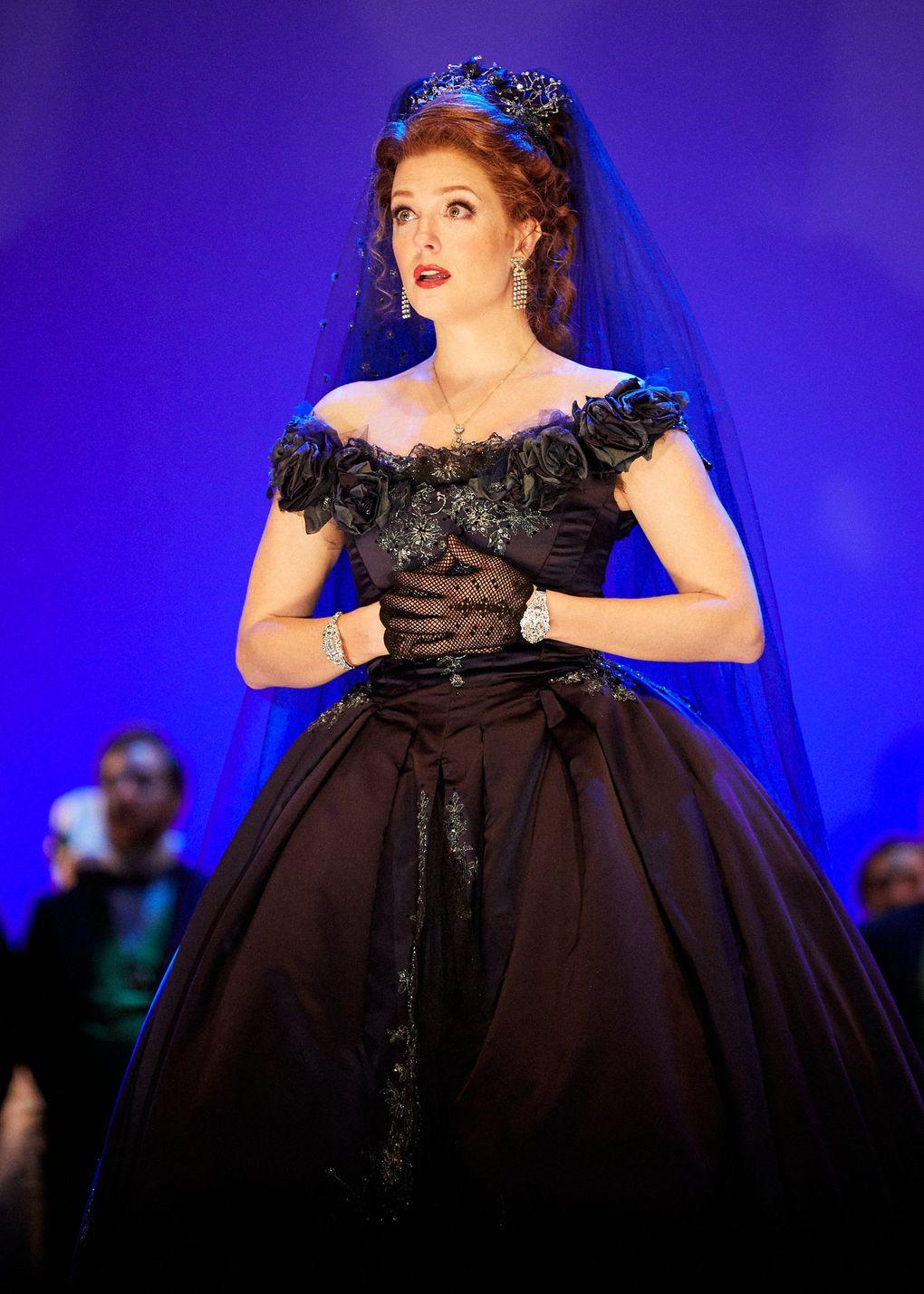 "Wallis Giunta as the title character in Seattle Opera's ""Cinderella."" (Philip Newton)"