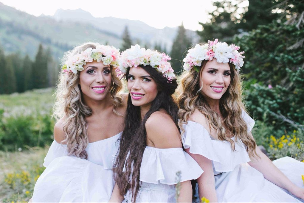 The Costa-Jackson sisters —  Marina, Ginger and Miriam —  perform Nov. 2 at McCaw Hall. (Amy Fae)
