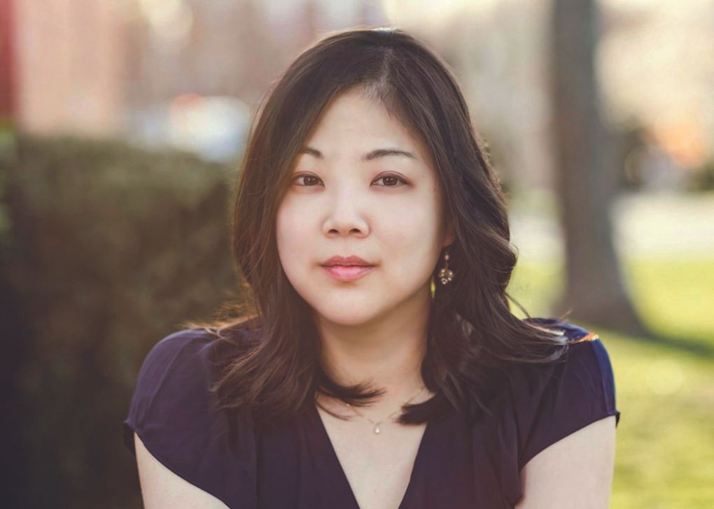 """Nicole Chung, author of """"All You Can Ever Know,"""" appears at Third Place Books in Lake Forest Park on Nov. 4. (Erica B. Tappis)"""