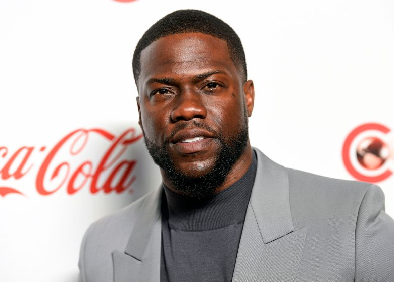 FILE – In this April 4, 2019 file photo, Kevin Hart poses for photos at the Big Screen Achievement Awards at Caesars Palace in Las Vegas. Authorities say an accident that left Kevin Hart seriously injured was caused by the man driving Hart's vintage car, who accelerated recklessly on a highway. A California Highway Patrol report released Thursday, Oct. 10, 2019 says Jared Black, who was driving the actor's 1970 Plymouth Barracuda with Hart and a woman as passengers, was turning on to Mulholland Highway near Malibu on Sept. 1 when he lost control. (Photo by Chris Pizzello/Invision/AP, File)