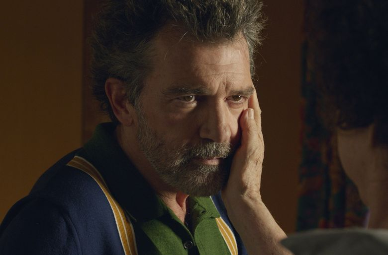 """In """"Pain and Glory,"""" Antonio Banderas plays an aging film director, an obvious stand-in for Pedro Almodóvar himself. (Manolo Pavón)"""