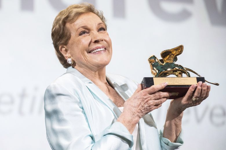 """""""Home Work: A Memoir of My Hollywood Years,"""" the latest from Julie Andrews, is disappointingly dull. (Arthur Mola / The Associated Press)"""