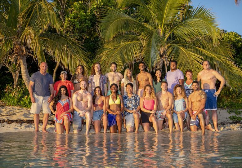 """These 20 castaways set out to compete on """"Survivor: Island of the Idols."""""""