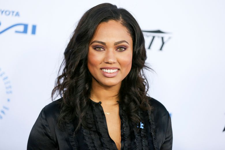 FILE – In this Oct. 8, 2015 file photo, Ayesha Curry arrives at the Autism Speaks to LA Celebrity Chef Gala in Santa Monica, Calif. Curry is currently working on her second cookbook among her other projects, and has been testing out new recipes using her family as her guinea pigs. (Photo by Rich Fury/Invision/AP, File)
