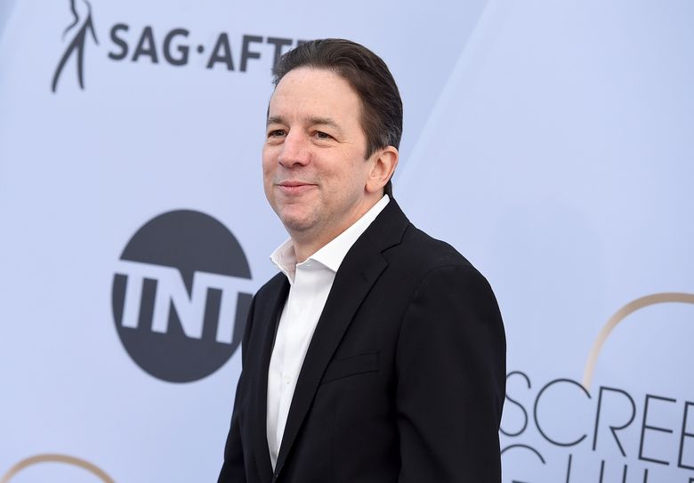 """FILE – In a Sunday, Jan. 27, 2019 file photo, Brian Tarantina arrives at the 25th annual Screen Actors Guild Awards at the Shrine Auditorium & Expo Hall, in Los Angeles. Tarantina, a character actor whose most recent role was in """"The Marvelous Mrs. Maisel,"""" has died in his Manhattan home. The New York Police Department says officers responded to the apartment on West 51st Street shortly before 1 a.m. Saturday, Nov. 2, 2019. They found Tarantina on his couch, fully clothed but unconscious and unresponsive. He was pronounced dead at the scene. He was 60.(  Photo by Jordan Strauss/Invision/AP, File)"""