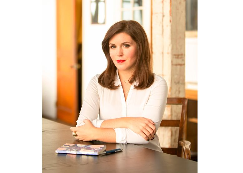 """This image released by One Signal Books shows author, journalist and attorney Jill Filipovic has a deal with the Simon & Schuster imprint One Signal Books for """"OK Boomer: Let's Talk: Dispatches from a Generational Divide."""" The book is scheduled for late 2020. (One Signal Books via AP)"""
