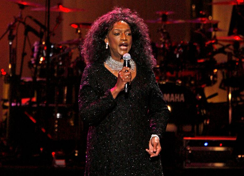 FILE – This Sept. 18, 2007 file photo shows soprano Jessye Norman performing during The Dream Concert at Radio City Music Hall in New York. The Metropolitan Opera will hold a tribute to Jessye Norman on Nov. 24 that celebrates the life and career of the late soprano. Norman died, Sept. 30, 2019, at Mount Sinai St. Luke's Hospital in New York. She was 74. (AP Photo/Jason DeCrow, File)
