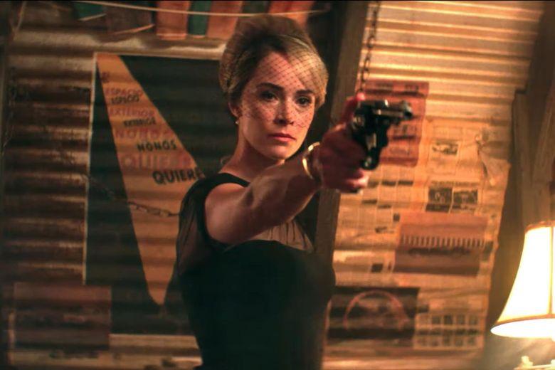 """Abigail Spenser stars in """"Reprisal."""" (Hulu)"""