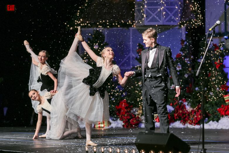 """A Victorian Country Christmas, running through Dec. 8 at the Washington State Fair & Events Center, features the stage show """"Singing Nativity."""" (Courtesy of A Victorian Country Christmas)"""