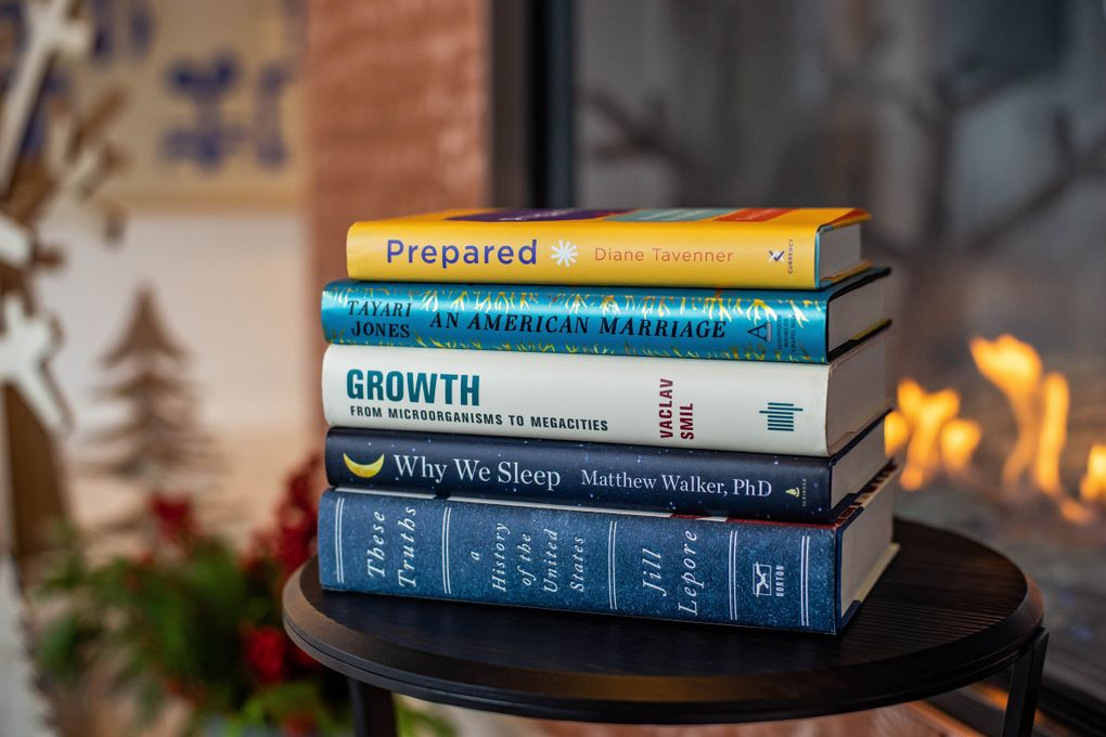 Bill Gates recommends these books for your end-of-2019 or beginning-of-2020 reading. (Gates Notes LLC)