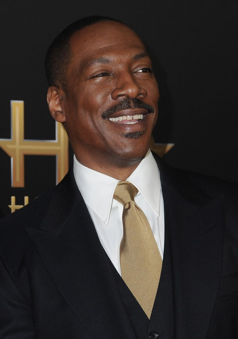 Eddie Murphy attends the 20th Annual Hollywood Film Awards on Nov. 6, 2016 at the Beverly Hilton Hotel in Beverly Hills, Calif.