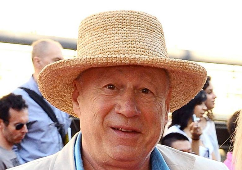 """FILE – In this Oct. 2, 2011 file photo, Monty Python collaborator and Rutles singer Neil Innes attends the screening of George Harrison: Living In The Material World at the BFI in London. Innes has died at the age of 75, his agent has confirmed on Monday, Dec. 30, 2019. A statement released on behalf of his family said: """"It is with deep sorrow and great sadness that we have to announce the death of Neil James Innes on December 29 2019. (Ian West/PA via AP, File)"""