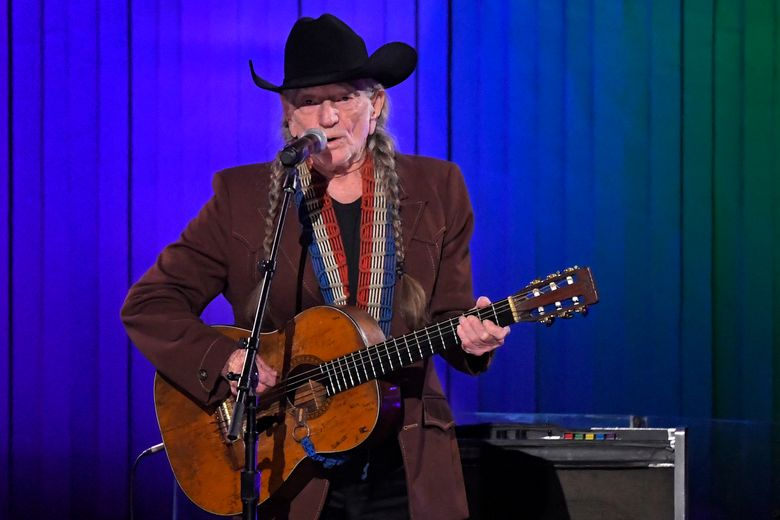 FILE – In this Nov. 13, 2019, file photo, Willie Nelson performs in Nashville, Tenn. Nelson may have given up smoking, but he hasn't stopped using marijuana. While in San Antonio last week for two performances, the 86-year-old country music legend told KSAT TV that in an effort to take better care of himself, he no longer smokes. His spokeswoman, Elaine Shock, told The Associated Press in an email Wednesday, Dec. 4, 2019, that Nelson hasn't given up cannabis, and she points out there are different ways to consume it. (AP Photo/Mark J. Terrill, File)
