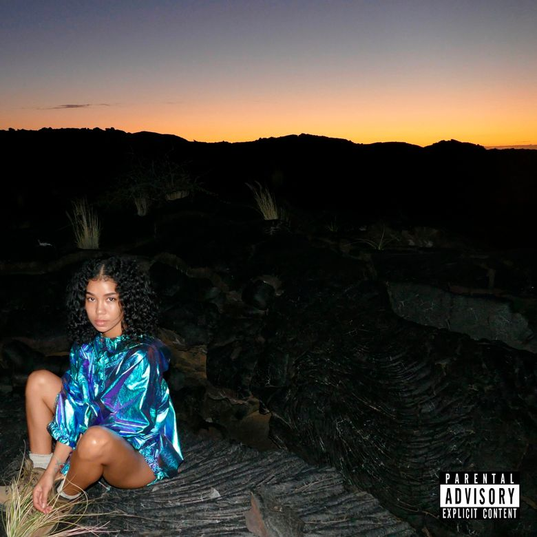 """This image released by Def Jam shows the cover art for the song """"Triggered (freestyle)"""" by Jhene Aiko. The song was named the top song of the year by the Associated Press. (Def Jam via AP)"""