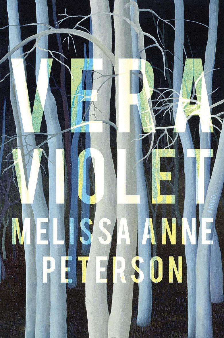 """Vera Violet"" by Melissa Anne Peterson (Counterpoint)"