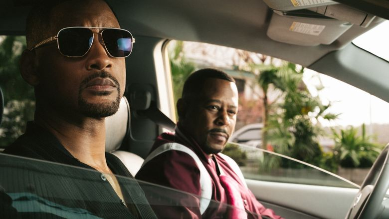 """Will Smith, left, and Martin Lawrence in """"Bad Boys for Life."""""""