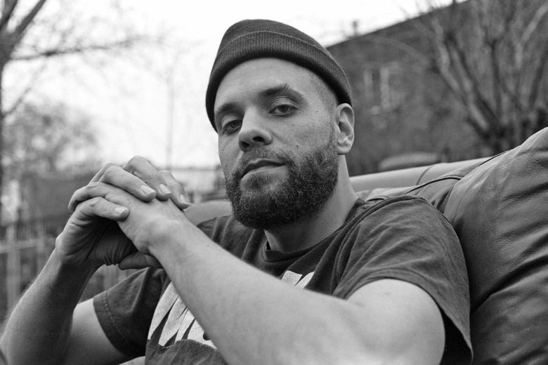 Seattle-raised jazz drummer and producer Kassa Overall is making waves with his genre-blurring music. (Josh Farria)