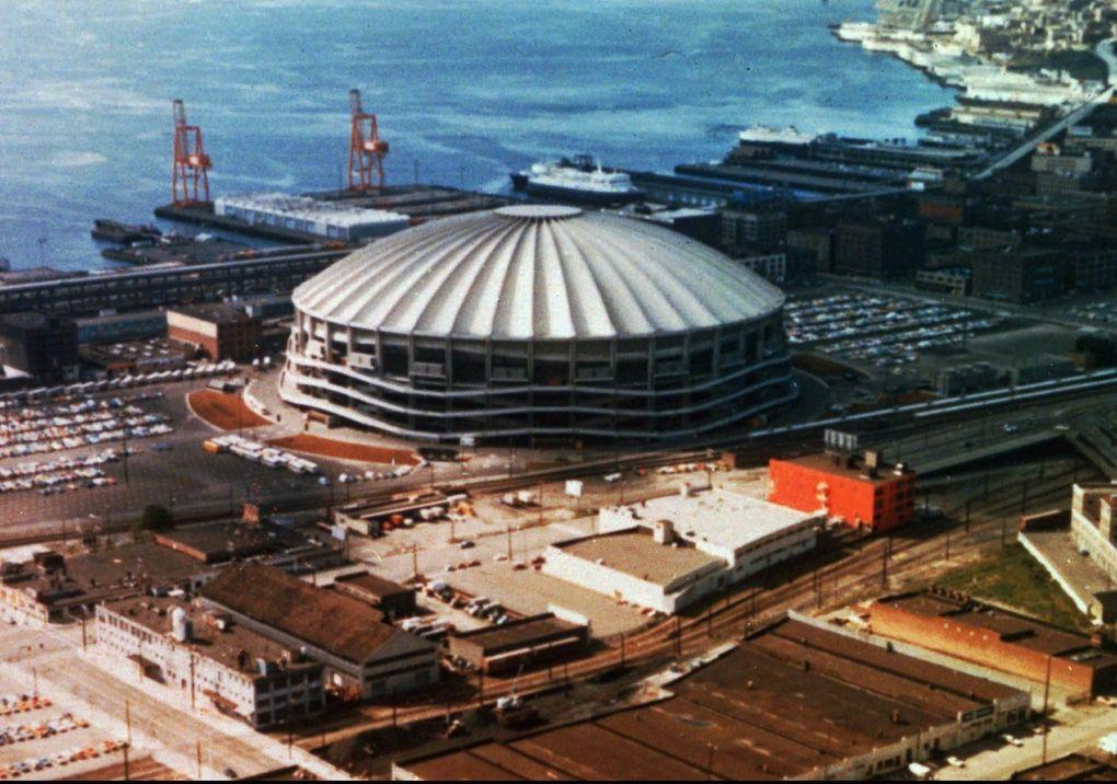 Seattle's Kingdome. (AP)