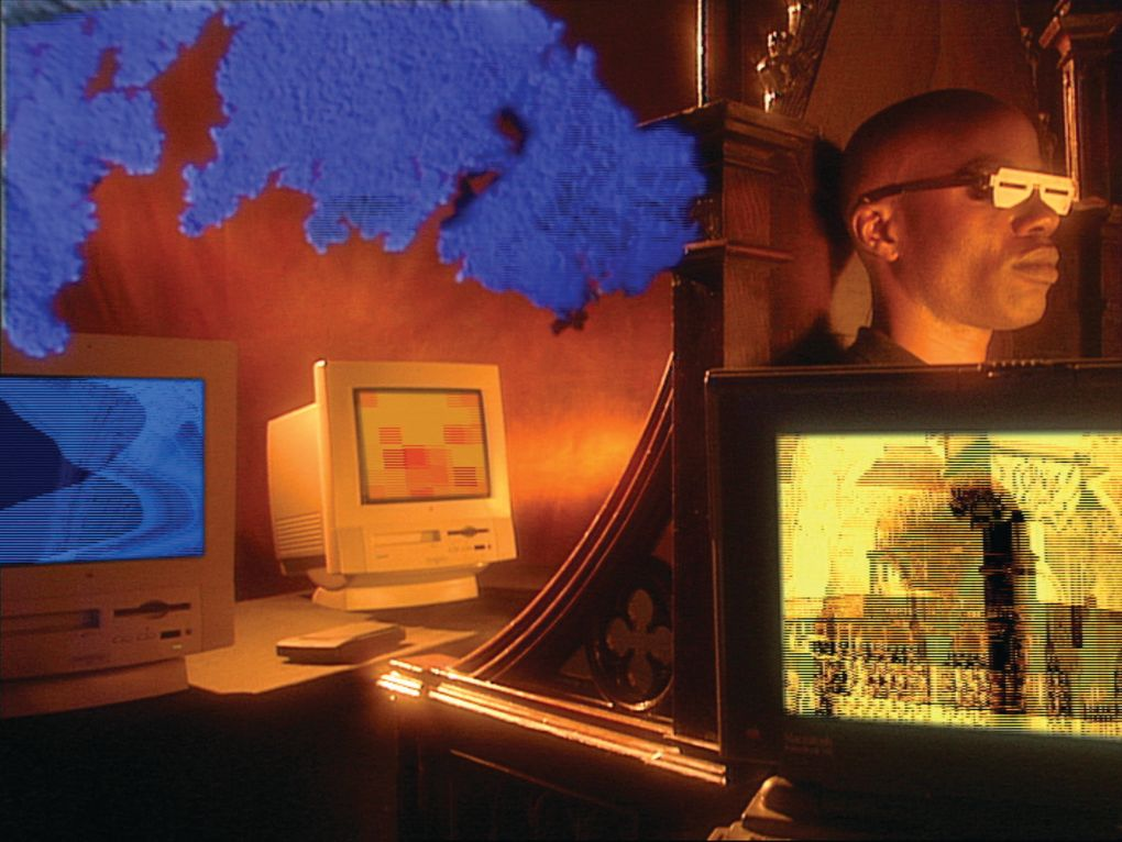 """Video still from 1995's """"The Last Angel of History."""" (Courtesy of Smoking Dog Films and Lisson Gallery)"""