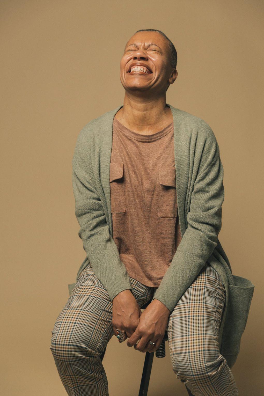Interdisciplinary artist and writer Anastacia-Renée (Brad Curran)