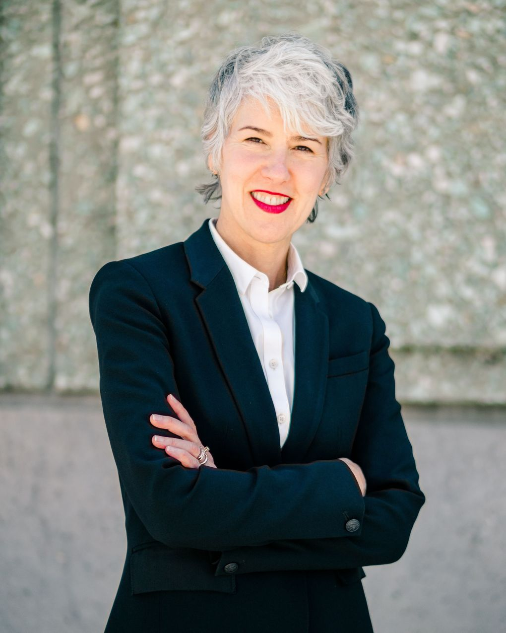 Amada Cruz, director and CEO of Seattle Art Museum, says the institution is losing $500,000 per month as a result of the coronavirus lockdown. (Airi Katsuta)