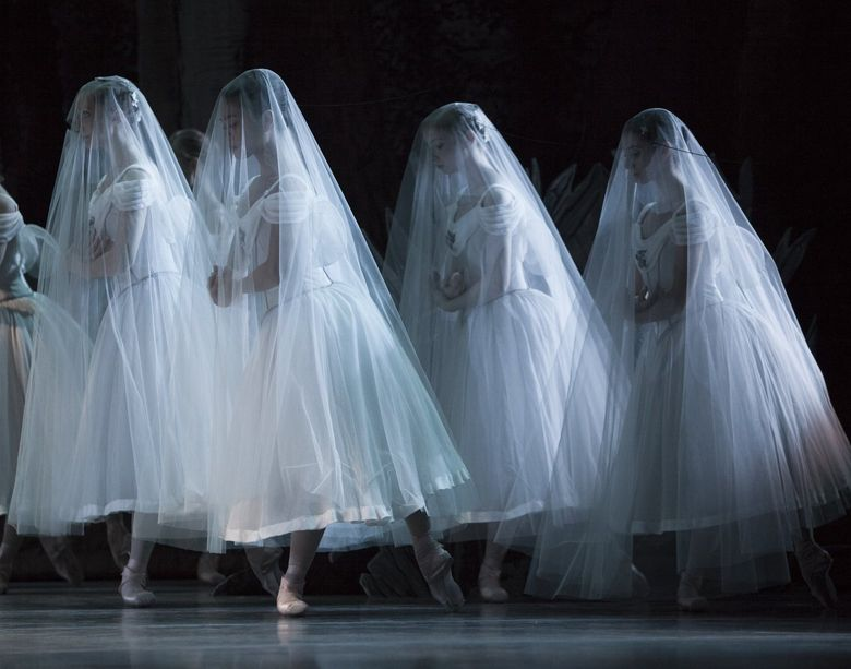 """Pacific Northwest Ballet has canceled """"Giselle,"""" which would have run April 10-19. (Angela Sterling)"""