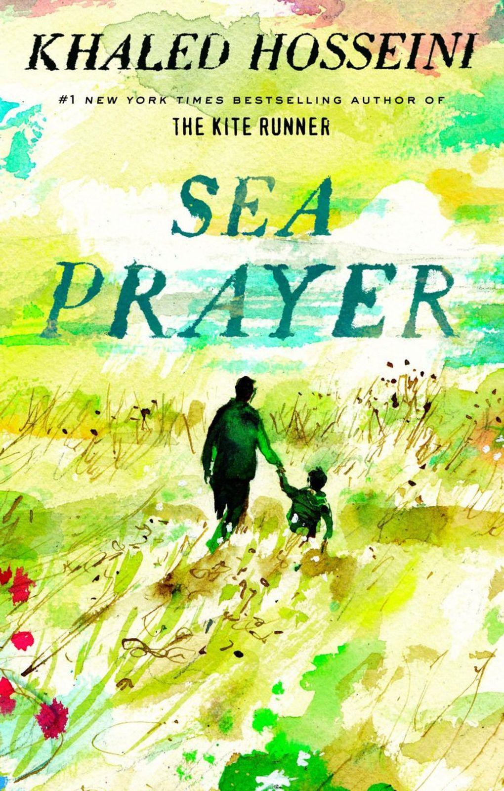 """Sea Prayer"" by Khaled Hosseini. (Riverhead Books)"