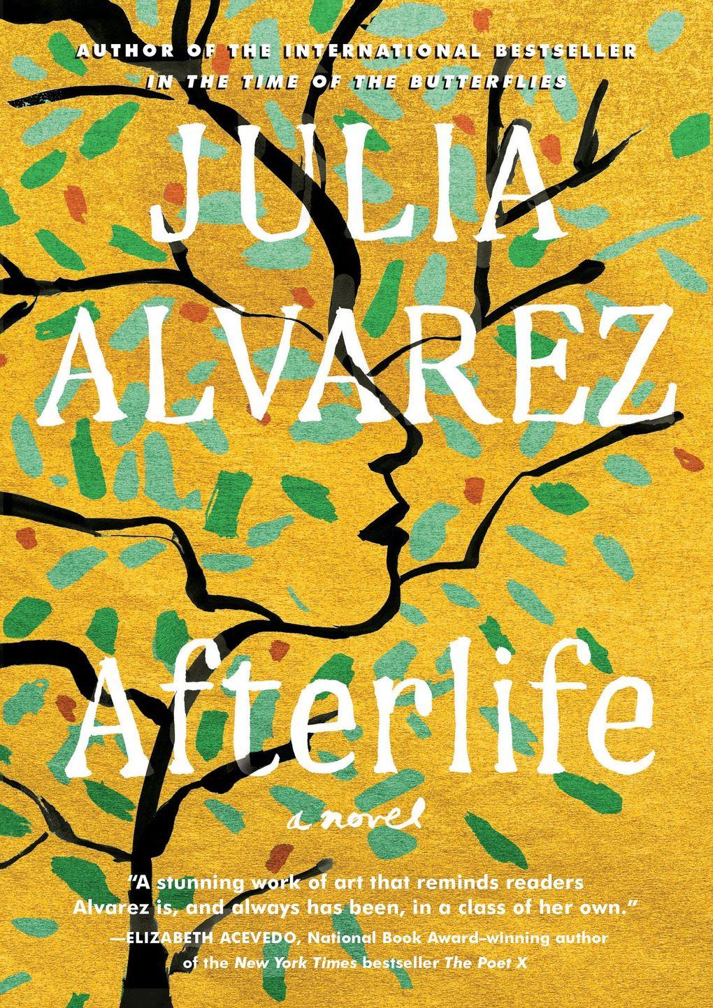 """Afterlife"" by Julia Alvarez. (Workman Publishing)"