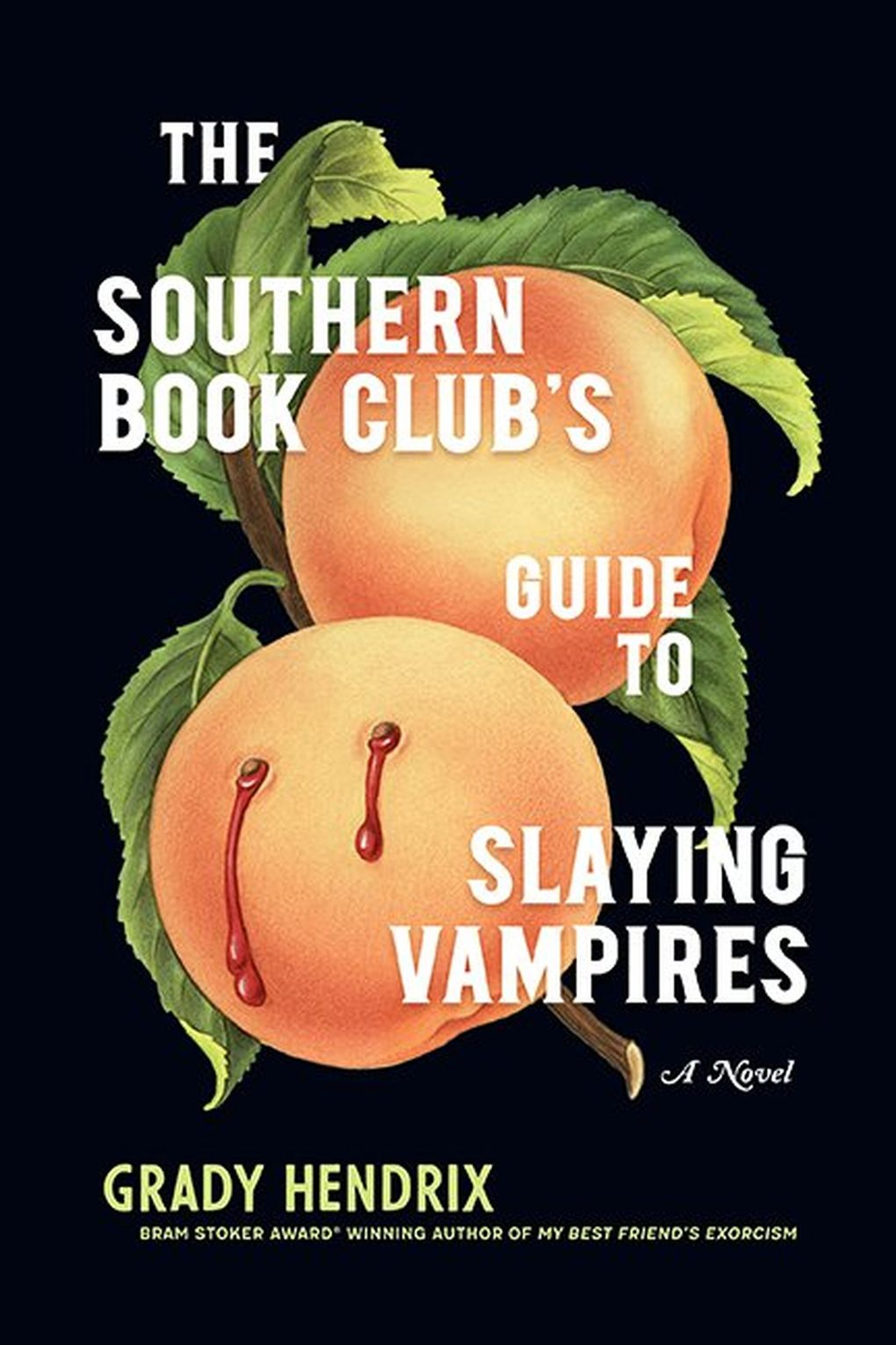 """""""The Southern Book Club's Guide to Slaying Vampires"""" by Grady Hendrix. (Quirk Books)"""