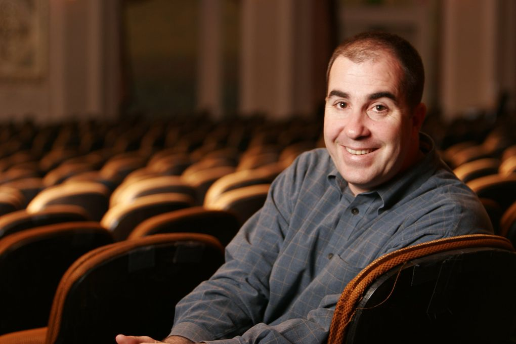 Josh LaBelle, executive director of Seattle Theatre Group, says he's not sure its theaters can function with social distancing by selling only a fraction of the usual tickets — and he's not interested in jacking up prices. (Courtesy of Seattle Theatre Group)