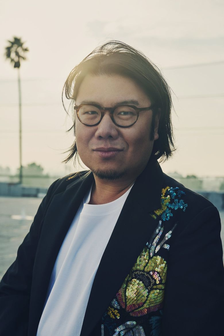 """Kevin Kwan, author of the """"Crazy Rich Asians"""" series and, most recently, """"Sex and Vanity."""" (Jessica Chou)"""
