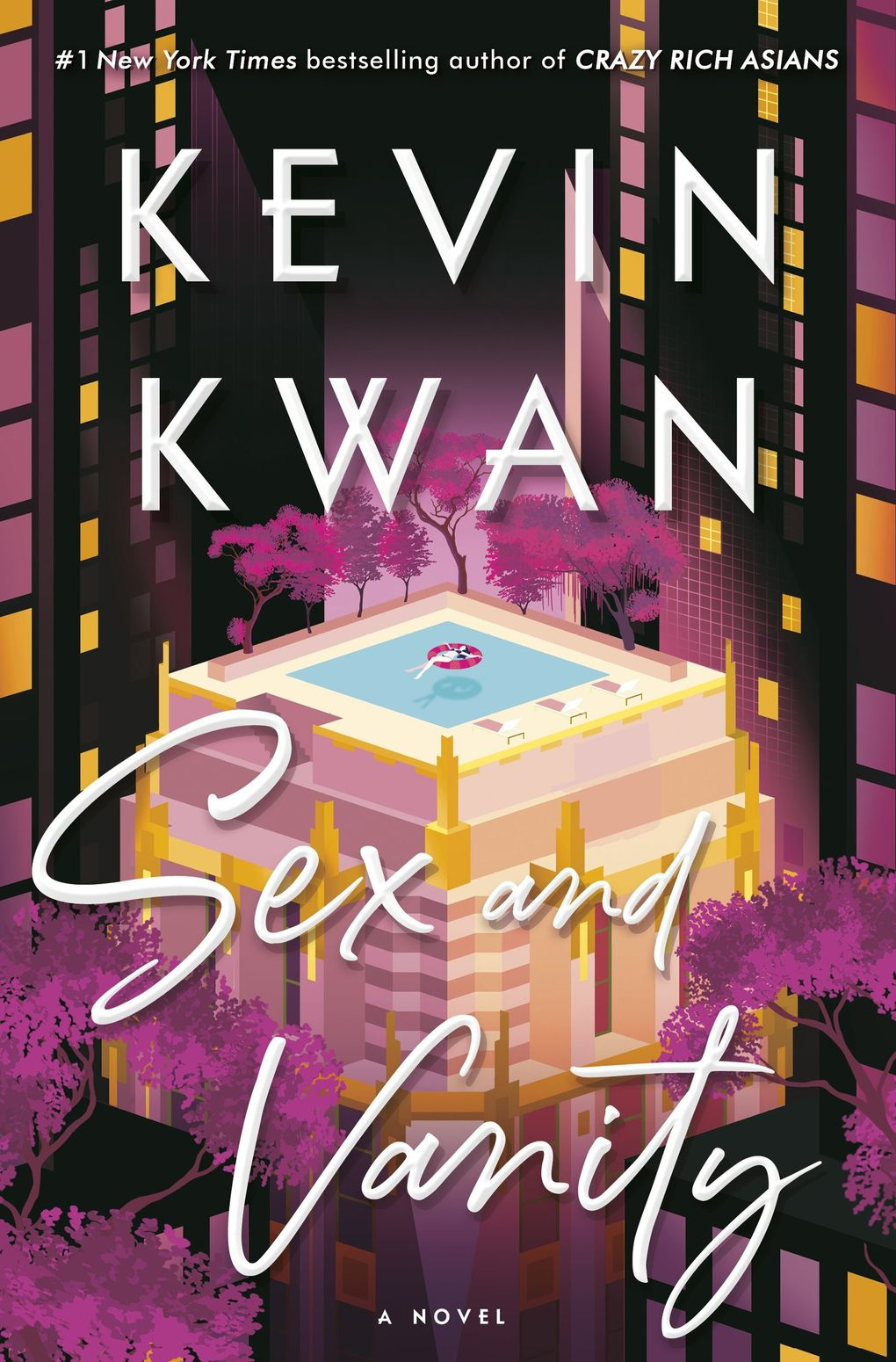"""""""Sex and Vanity"""" by Kevin Kwan. (Doubleday Publishing)"""
