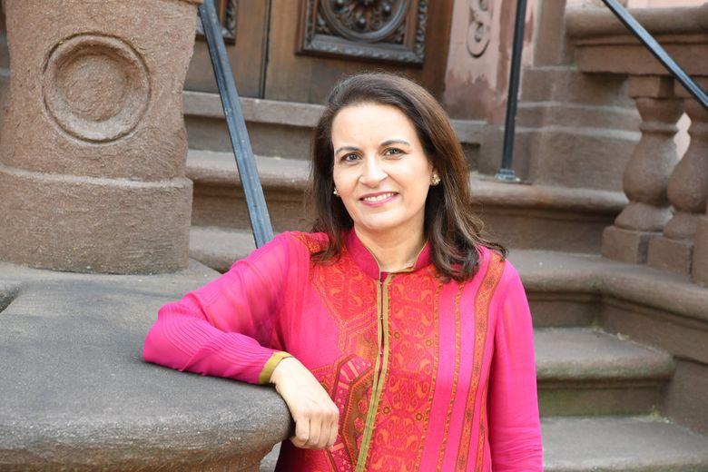 "Sujata Massey, author of ""The Widows of Malabar Hill."" (Jim Burger)"