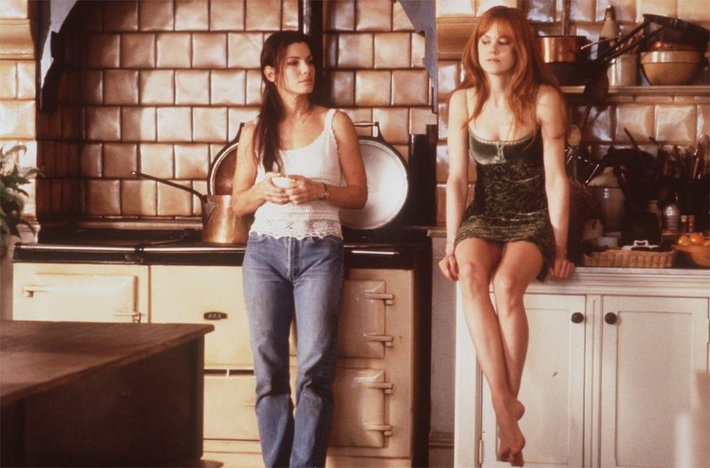 """""""Practical Magic"""" starred Nicole Kidman and Sandra Bullock and premiered in 1998, toward the end of a strong decades for witchcraft in pop culture. (Warner Bros.)"""