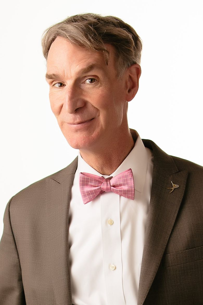 Author, science educator and pop culture figure Bill Nye (the Science Guy), who rose to national prominence while working in Seattle in the '90s. (Courtesy of Sunshine Sachs)