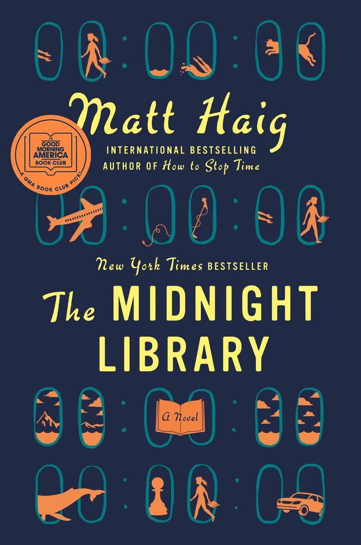 """The Midnight Library"" by Matt Haig (Viking)"