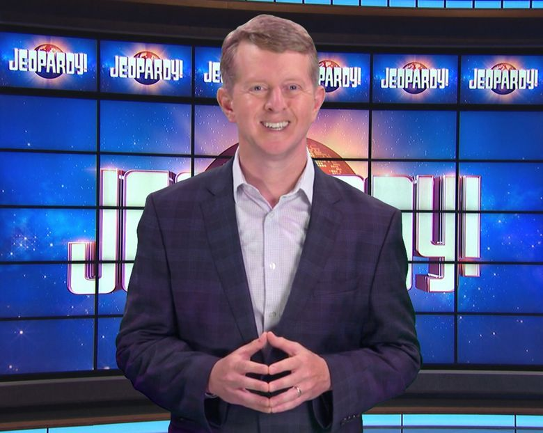 """Seattle's Ken Jennings has been named first interim guest host of """"Jeopardy!"""" (Courtesy of Jeopardy Productions)"""