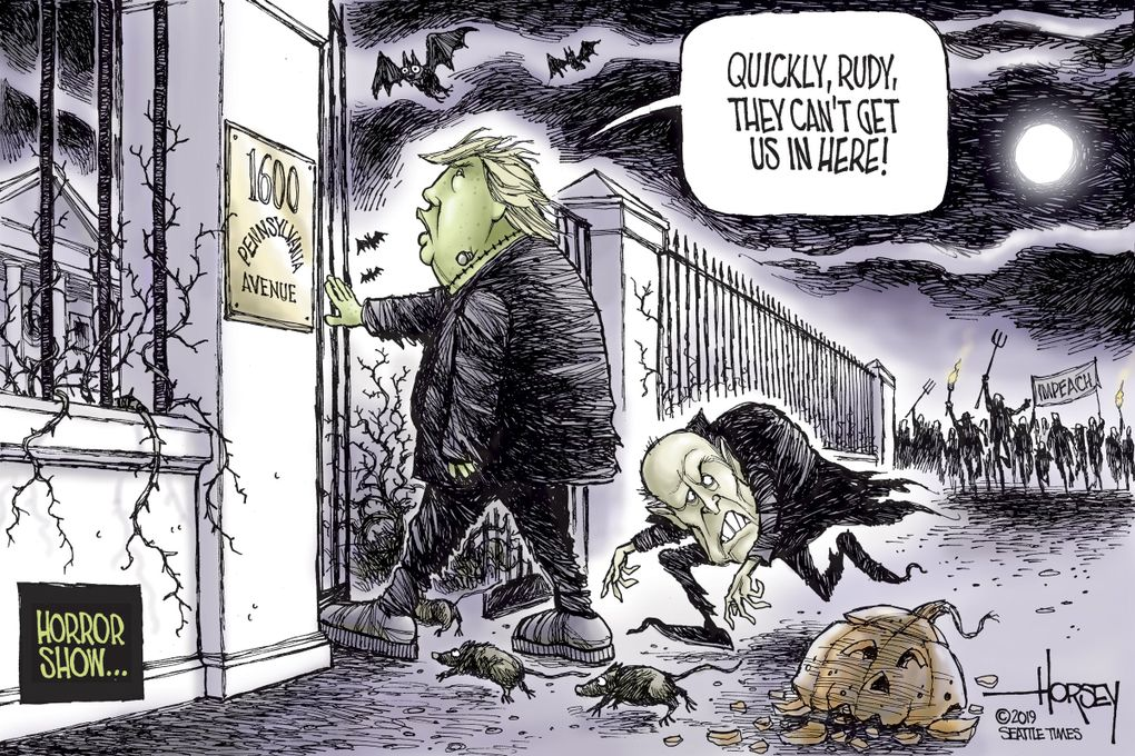 (David Horsey / The Seattle Times)